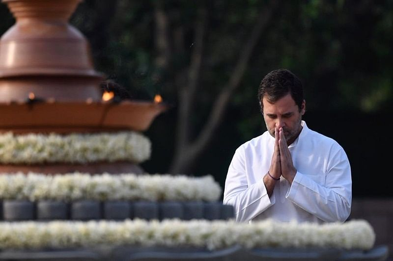 To never hate. To forgive. I miss him: Rahul Gandhi pays heartfelt tribute to Rajiv Gandhi on his death anniversary