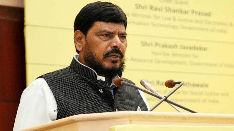 Ramdas Athawale slams Shiv Sena on burqa ban demand, says all women in burqas are not terrorists