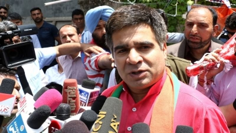 It's time for annulment of Article 370 and 35A: BJP leader Ravinder Raina