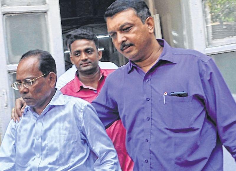 Retired chief engineer held; in police custody till May 10