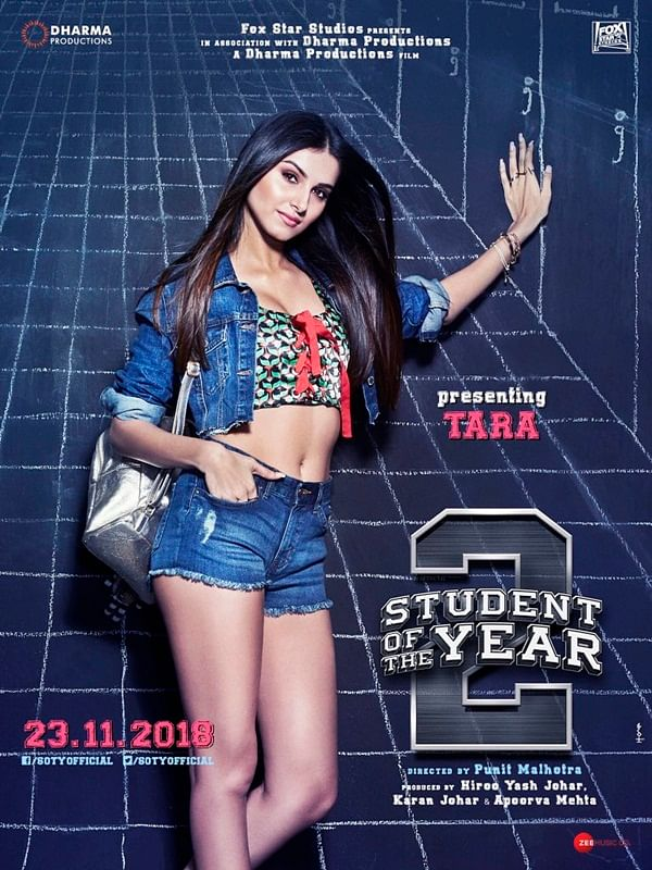 Be the campus Rockstar like Tara, Tiger