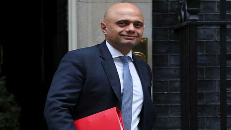 UK: Pak-origin Sajid Javid announces prime ministerial bid