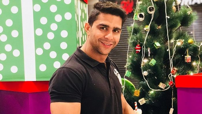 Meet International Wrestler Turned Fitness Coach: Sandeep Deswal