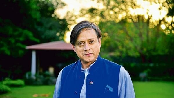 Congress lawmaker Shashi Tharoor