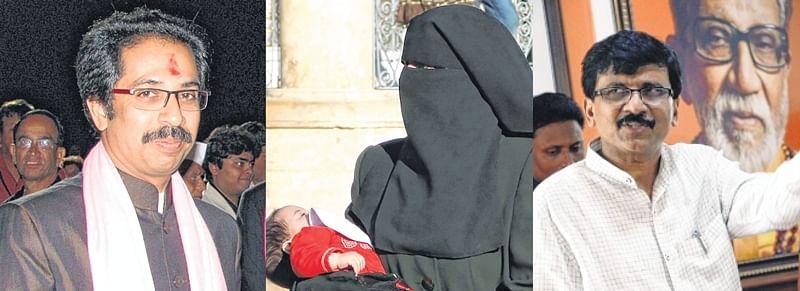 Shiv Sena or Uddhav Thackeray did not demand burqa ban: Sanjay Raut