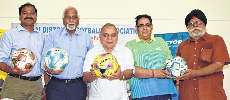 Vector X strike deal with Mumbai District Football Association