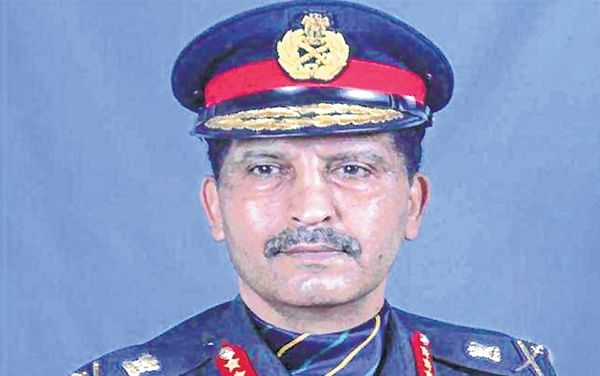 Inputs about likely terror attack in south India: Lt General SK Saini