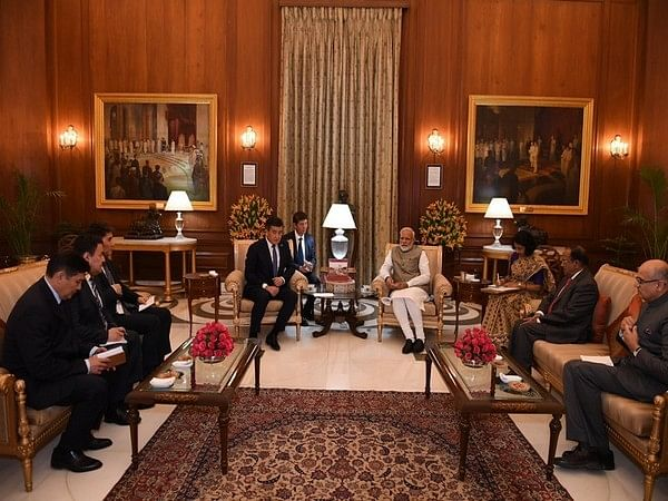 After taking oath, PM Modi holds bilateral talks with Kyrgyzstan President Sooronbay Jeenbekov