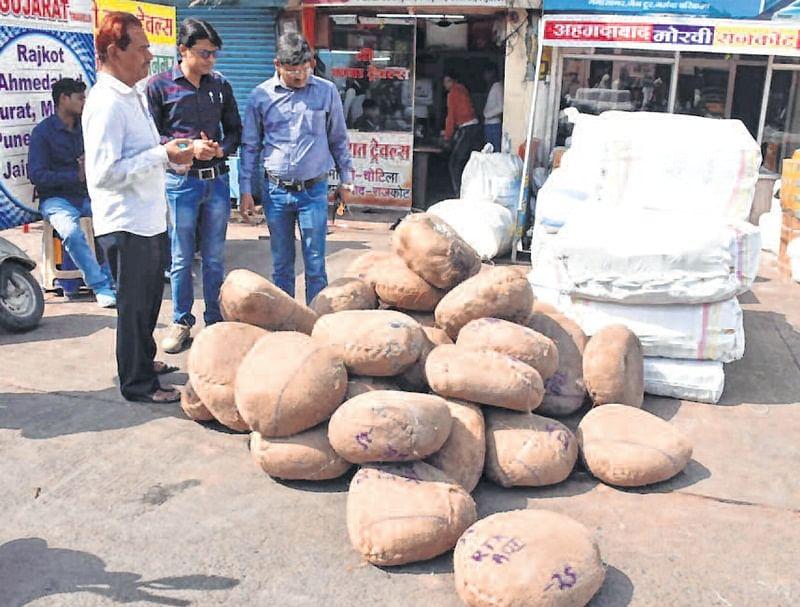 Ujjain: 1000 kg spurious Mawa seized