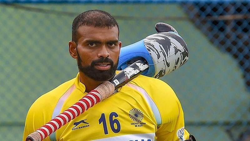 Hockey India recommend P.R. Sreejesh for Khel Ratna