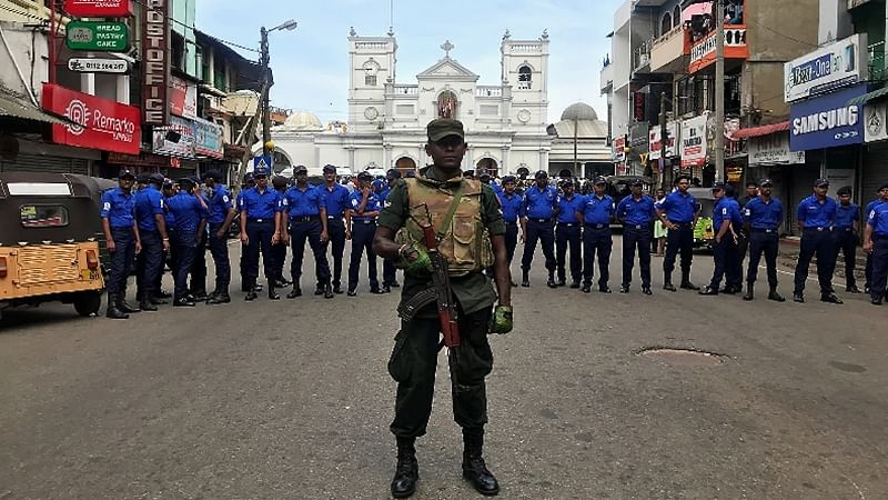 Sri Lanka suicide bombers visited Kashmir, Kerala for training: Army chief