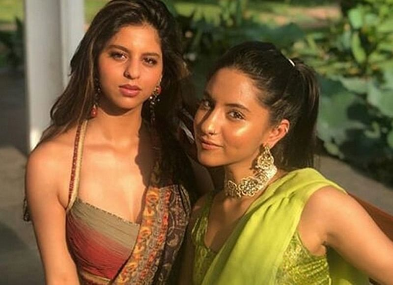 Watch Suhana Khan sizzles like an Indian princess at her cousin's wedding