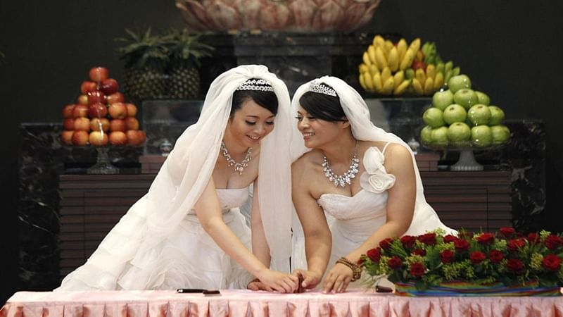 Taiwan to vote on formal recognition of same-sex marriage