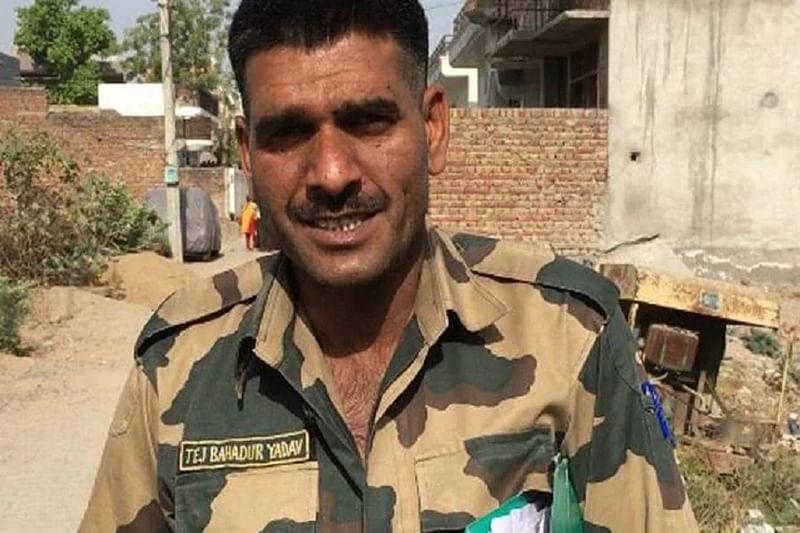 BSF jawan gets Bhim Army backing
