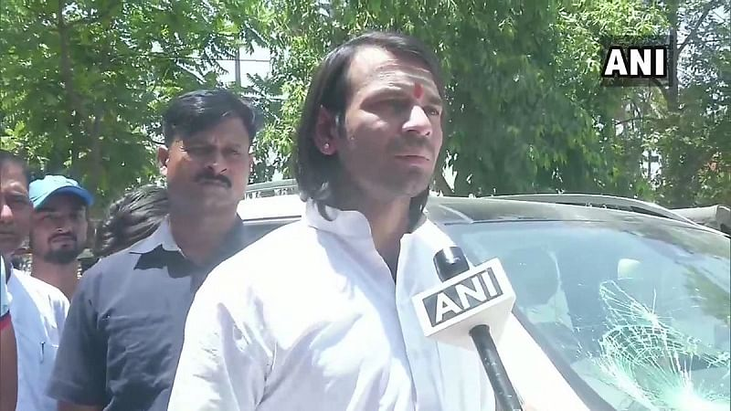 Those who did not like Tejaswi Yadav's leadership can quit RJD: Tej Pratap Yadav