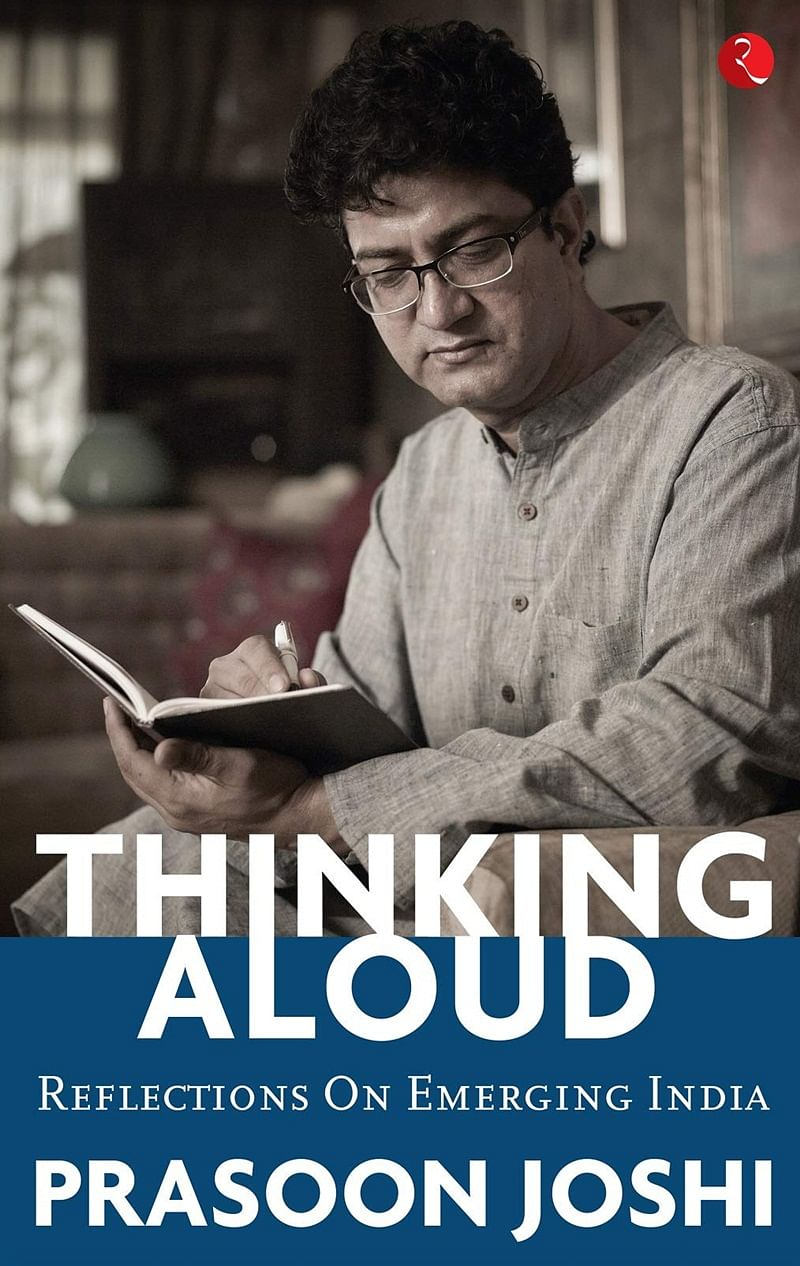 Thinking Aloud by Prasoon Joshi – Review
