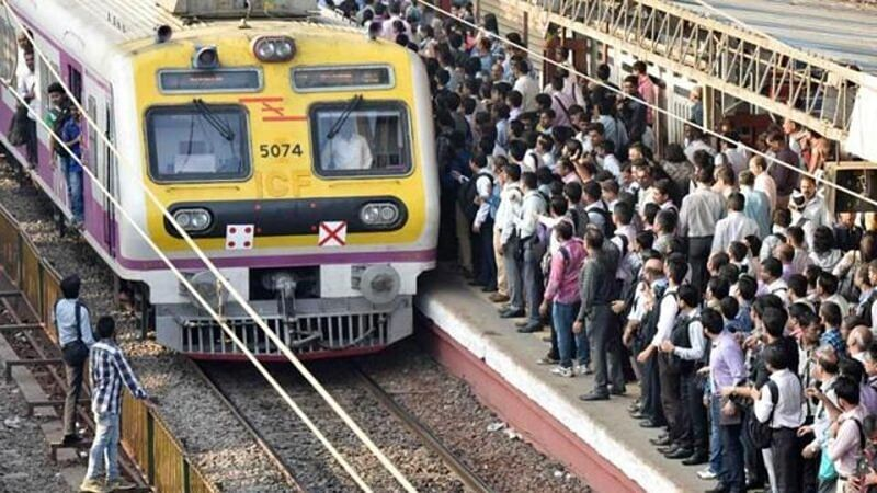 Mumbai: To avoid disruption of train services in monsoon, WR and CR to raise track height in flood-prone areas