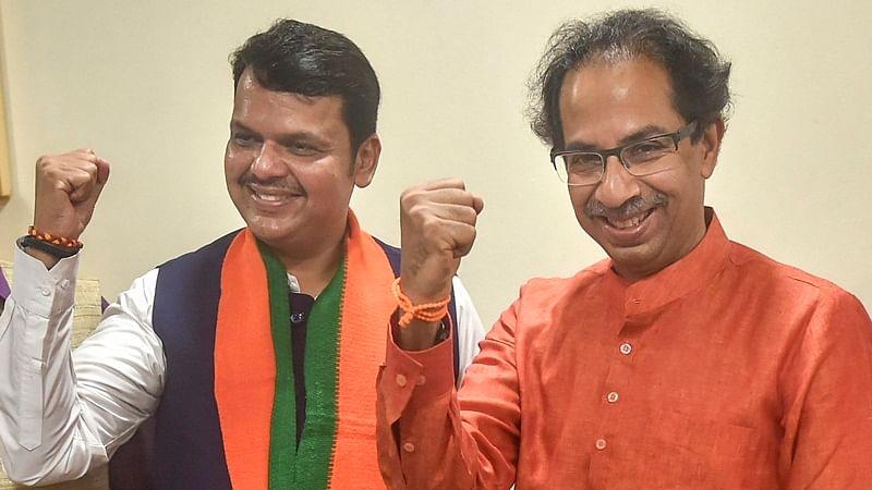 If BJP wins, what will be Sena's pound of flesh?