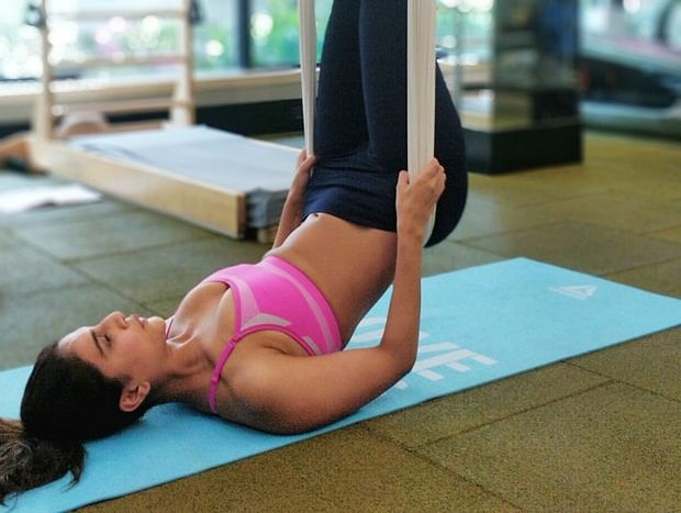 Vaani Kapoor's Pilates regime is the way to summer body goals