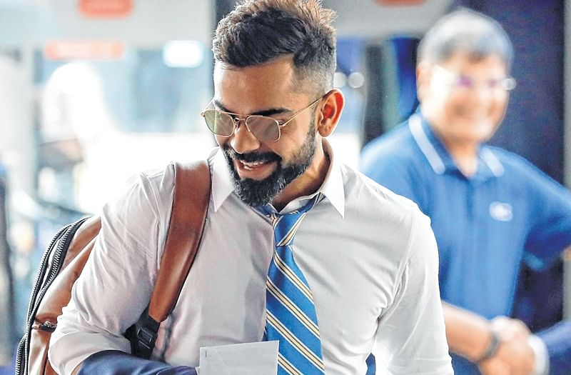 Team India arrives in London ahead of World Cup