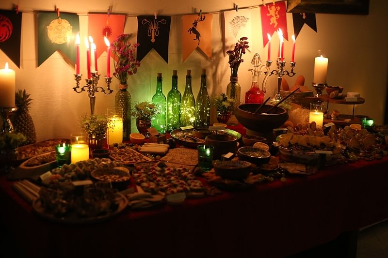 Hacks to host a perfect Game Of Thrones party