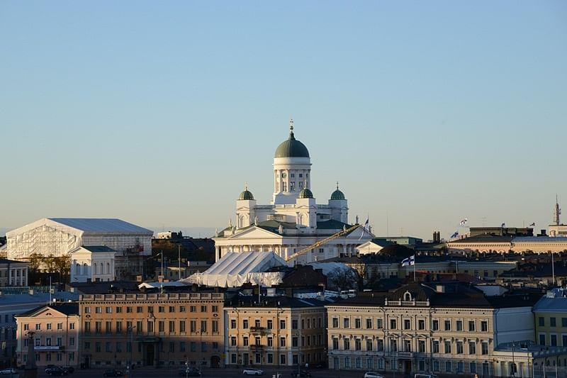 Hail, Holy Helsinki!