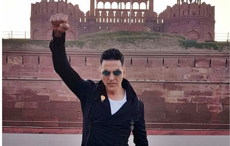 Akshay Kumar thanks Kiren Rijiju for support in citizenship row