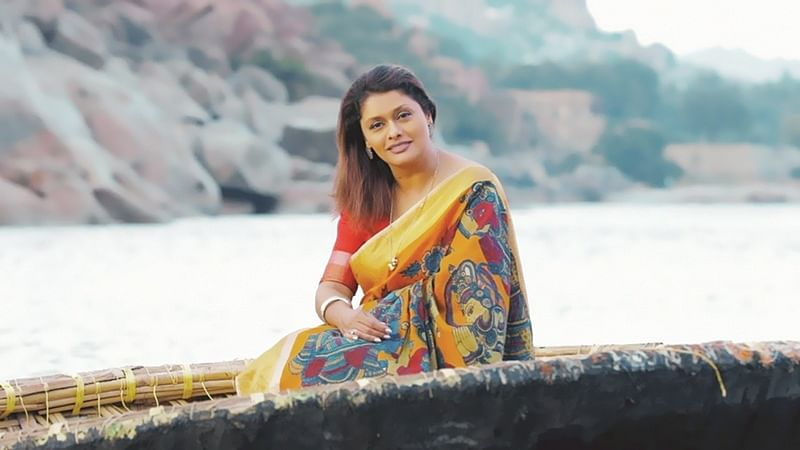 Pallavi Joshi: Nothing can be a better friend than a story