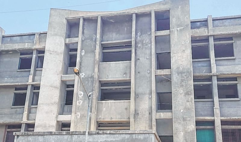 Mumbai: New court building in Mira Road still awaits completion