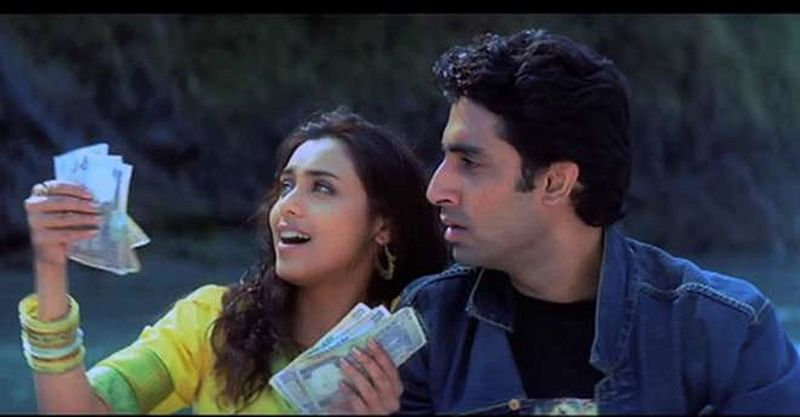 Abhishek Bachchan, Rani Mukerji to come together for 'Bunty Aur Babli' sequel?