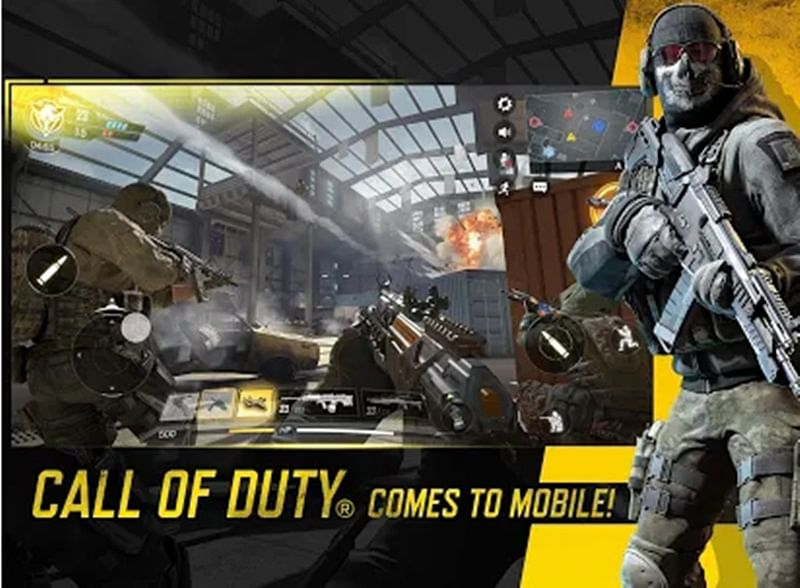 Call of Duty: Mobile game launched; becomes sensation with over 10K downloads in 1 day