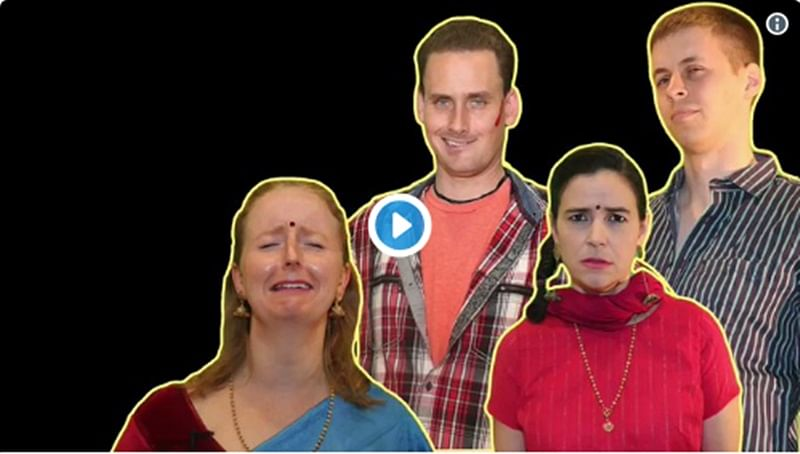 US Consulate diplomats celebrate Maharashtra Dayby acting out Marathi film dialogues