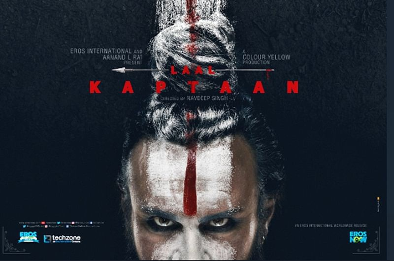 Saif Ali Khan's 'Laal Kaptaan' to release in September