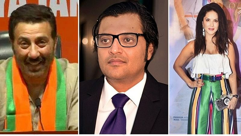 Sunny Leone leading in Gurdaspur constituency? Arnab Goswami's goof up hits the viral note