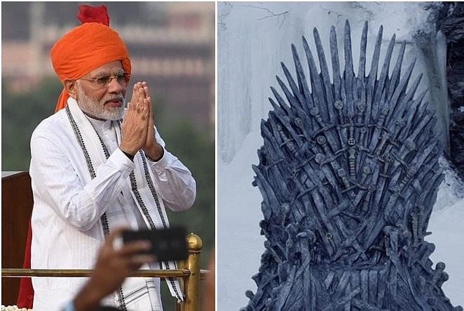It's 'Game of Thrones': Social media sums up Lok Sabha election results 2019