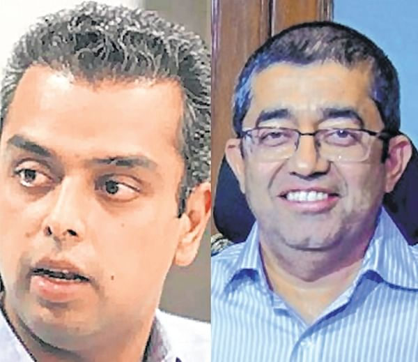 Mumbai: Milind Deora meets BMC chief Praveen Pardeshi to discuss water crisis in city