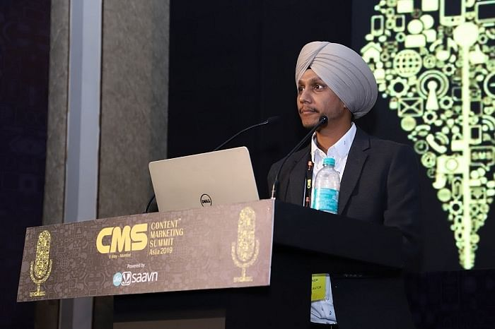 Over 400 marketers take pledge to scale their content marketing efforts at CMS Asia 2019 in Mumbai