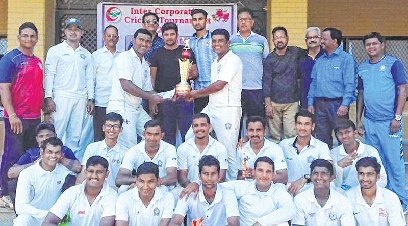 Mumbai Police 'B' emerge champs