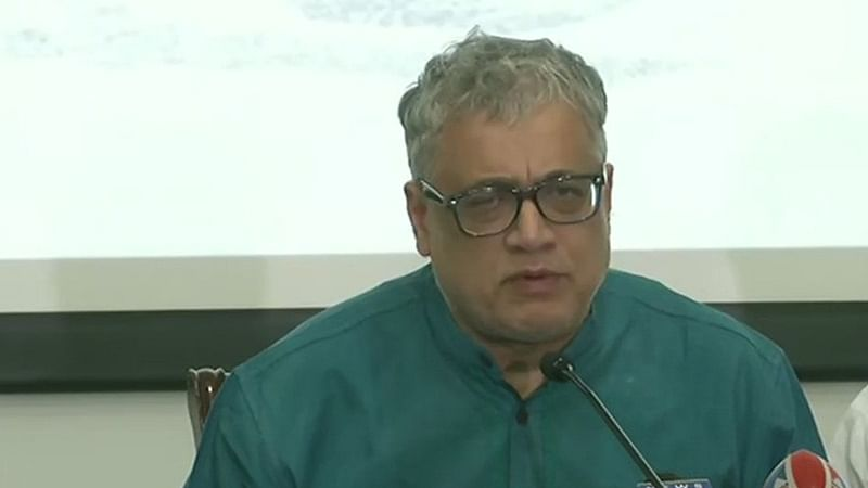 TMC MP and national spokesperson Derek O'Brien