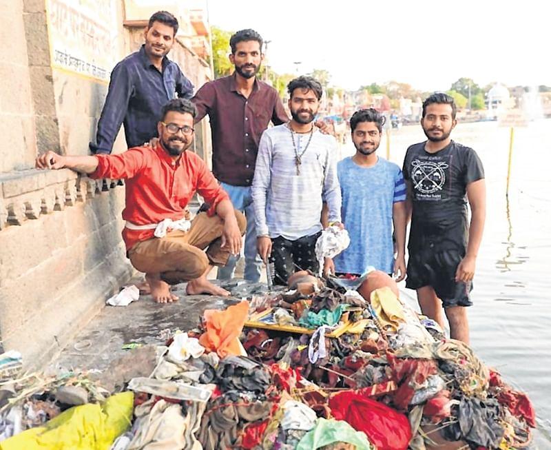 Ujjain: Prayas Yuva Sangthan; Young guns working to revitalise Kshipraa