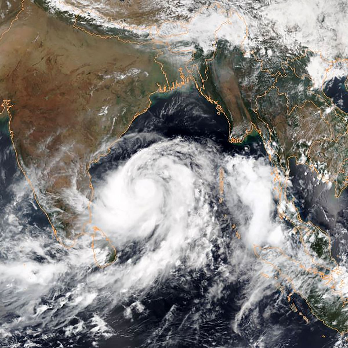 Cyclone 'Vayu' intensifies into severe cyclonic storm: IMD