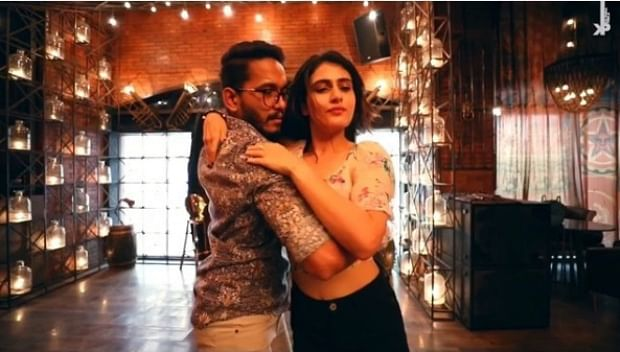 Fatima Sana Shaikh tries Bachata for the first time and wins over the internet