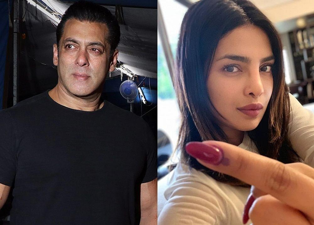 Salman Khan's nationalist jibe is ridiculous for Ex-Miss World Priyanka Chopra