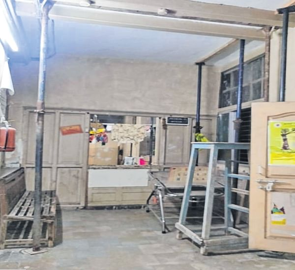 Mumbai: Medical facility cries for care, mishaps waiting to happen at Saboo Siddique hospital