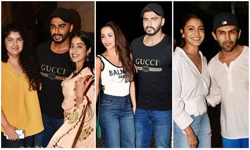 'India's Most Wanted' screening: Malaika Arora, Janhvi Kapoor, Ranveer Singh in attendance