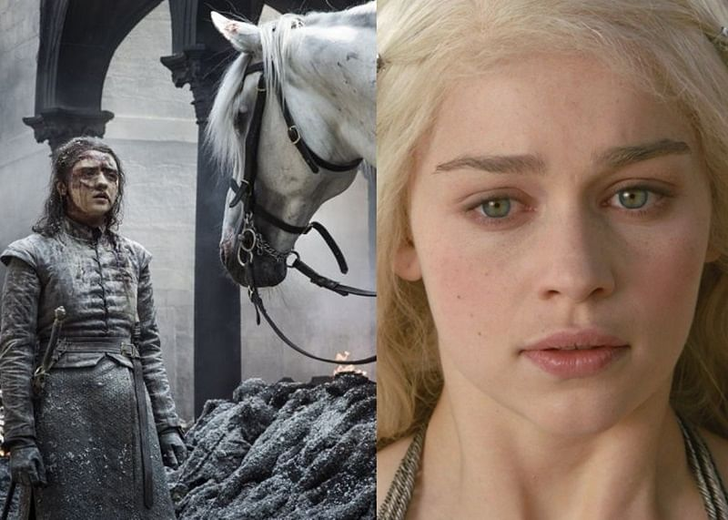 Green eyes, white horse: Arya will kill Daenerys Targaryen; find out how