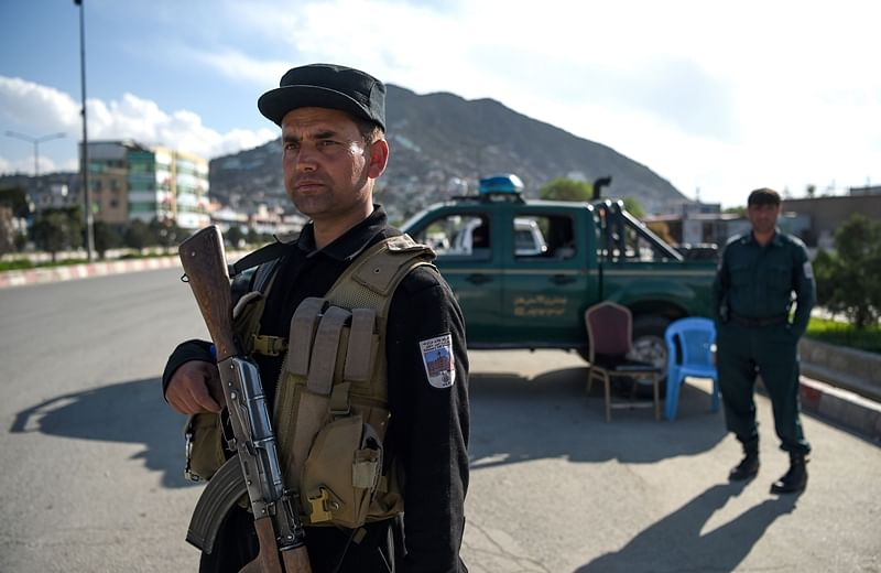 Kabul on lockdown as assembly discusses peace with the Taliban