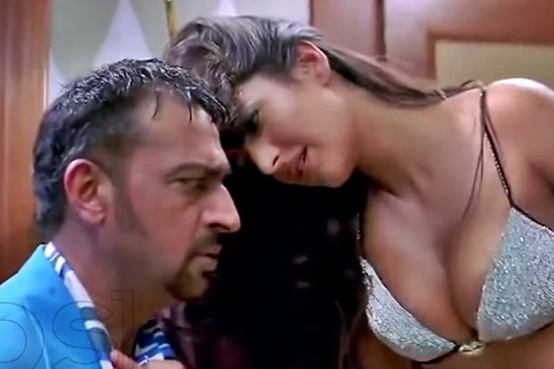 When Katrina Kaif practiced this intimate scene with Gulshan Grover for 'Boom'