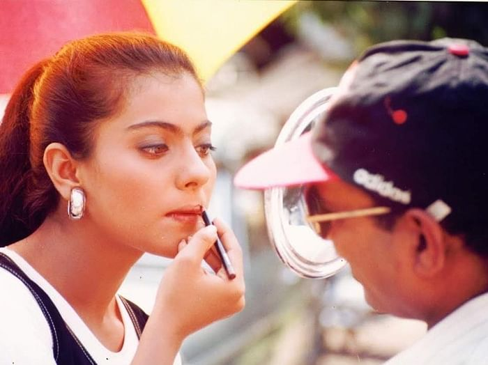 Kajol has a question for '90's people' Ajay Devgn, Shah Rukh Khan, Juhi Chawla