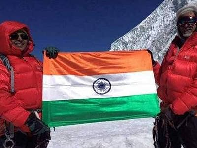 Indian female climber dies on Mount Everest